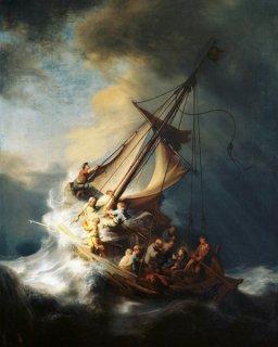 ガラリアの海の嵐