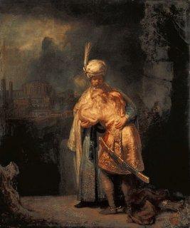 ダヴィデとアブサロムの和解