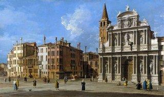 ヴェネツィア、サンタ・マリア・ツォベニーゴ広場