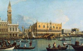 ドゥカーレ宮殿とサン・マルコ広場