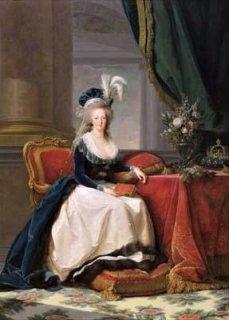 女王マリー・アントワネット