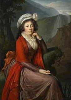 マリア・テレジア・ブッコイ伯爵夫人の肖像