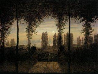 ヨハン・エマニュエル・ベルメルの記憶の中の絵  原画同寸