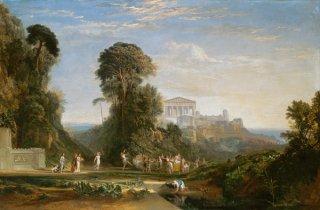 ユピテルの神殿 プロメテウスの復活