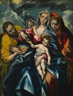 聖家族とマグダラのマリア