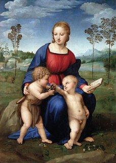 カルデリーノの聖母