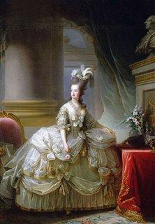 フランス女王、オーストリア皇女、マリー・アントワネット