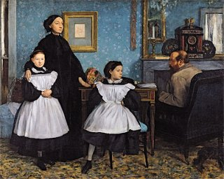 ベッレッリ家の肖像