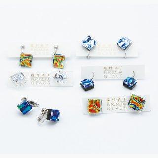 [Ripple] ピアス M 全5色 母の日限定ギフトBOX付き