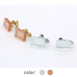 [Mirror] ミラーイヤリング Lサイズ