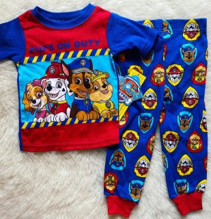 2T3T☆パウパトロール☆ぴったりパジャマ