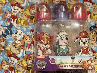 パウパトロール 哺乳瓶 3本セット