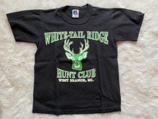 6-8 WHITE-TAIL RIDGE古着 Tシャツ