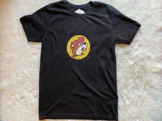 アダルトMバッキーズ bucees Love&peace Tシャツ