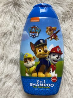 2in1 シャンプー パウパトロール