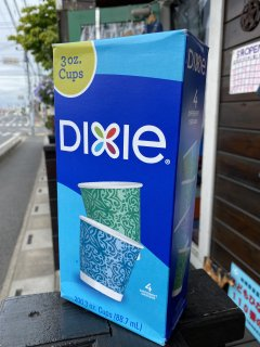 DIXIE ディキシー 紙コップ 3oz 200個入り