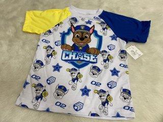 4T(110)☆パウパトロール チェイス Tシャツ