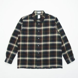 【WASEW】CHECK ONE SHIRT (チェック ワン シャツ)