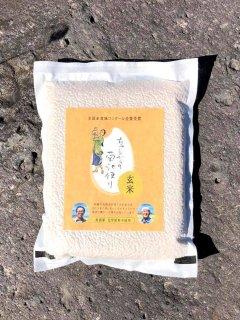 品切れ中【送料無料】玄米 <1kg入り>