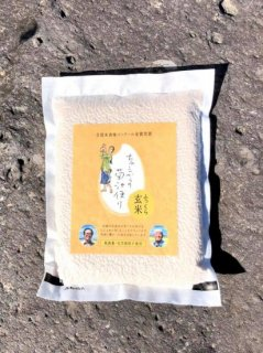 品切れ中【送料無料】ふっくら玄米 <2kg入り>