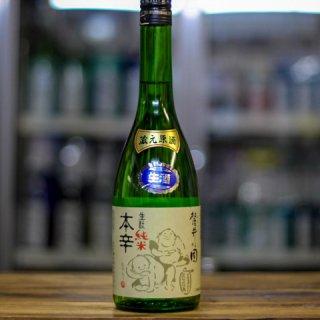 麓井 純米本辛 圓(まどか)<br>生原酒 2019BY<br>720ml