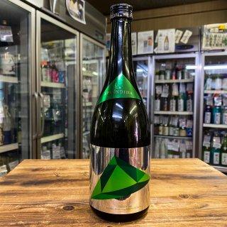 白露垂珠 La SPLENDIDA Version3<br>純米吟醸直汲み生原酒<br>R2BY 720ml