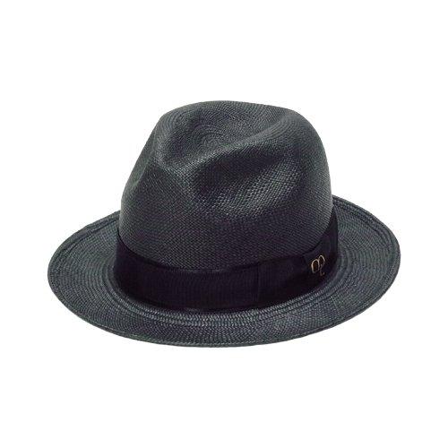 パナマハット Panama Hat Black