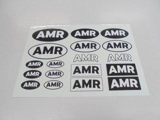 AMR-018 AMRデカール