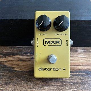 [ヴィンテージ]MXR / 1978年製 Distortion + Block Logo