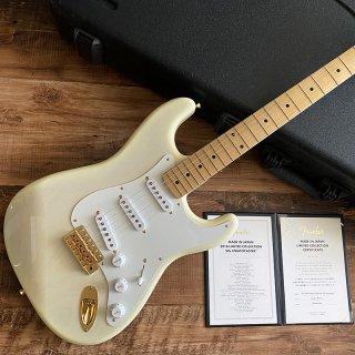 [中古]Fender / MIJ 2018 Limited Collection 50s Stratocaster White Blond