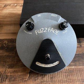 [ヴィンテージ]DALLAS-ARBITER / 1980s Fuzz Face Reissue by Crest Audio