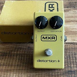 [ヴィンテージ]MXR / 1980年製 Distortion + Block Logo with Original Box