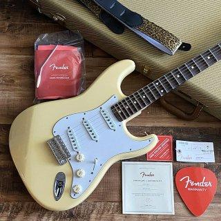 [中古]Fender / Yngwie Malmsteen Stratocaster Rosewood Fingerboard Vintage White 2019年製