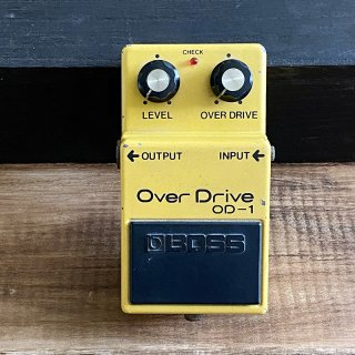 [ヴィンテージ]BOSS / 1979年製 OD-1 #9100 JRC4558D