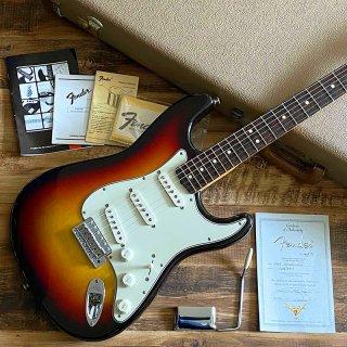 [中古]Fender Custom Shop / Master Grade 1963 Stratocaster 3-Color Sunburst 1997