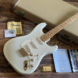 [中古]Fender Custom Shop / 1956 Stratocastar Hardtail Closet Classic White Blonde by John English