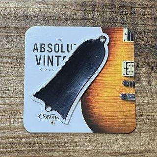 [中古]CreamTone / Truss Rod Cover for Vintage and Historic Les Paul -Aged and Rolled-
