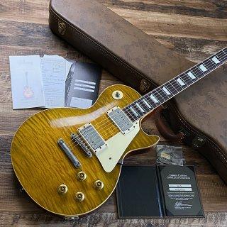 [中古]Gibson Custom / Historic Select 1959 Les Paul Standard Reissue Vintage Gloss Green Lemon