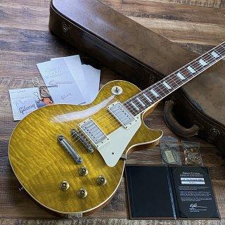 [中古]Gibson Custom / 1959 Les Paul Standard Reissue Hand Selected Top Heavily Aged Primary Burst 2014