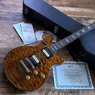 [中古]Gibson Custom Shop / Tak Matsumoto DC Quilt Brown Burst 2nd Edition