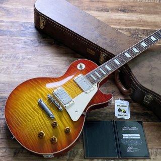 【商談中】[中古]Gibson Custom / Historic Collection 1959 Les Paul Standard Reissue VOS Washed Cherry 2014