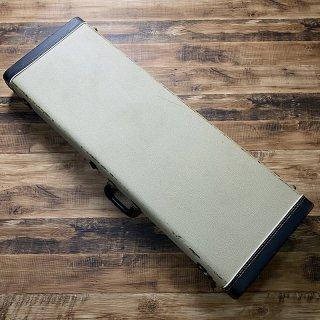 [ヴィンテージ]Fender / 1963-64年製 White Tolex Case for Jaguar Jazzmaster