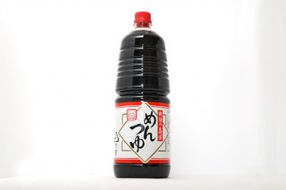 那須の島田めんつゆ(1.8リットル)