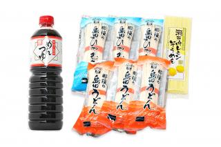 【お中元・期間限定】乾麺Eセット