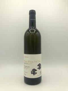丹波鳥居野 Pinot Blanc Sur Lie 2015<br>(丹波ワイン)750ml