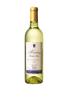 Riesling Forte Lion 2018<br>(朝日町ワイン)720ml