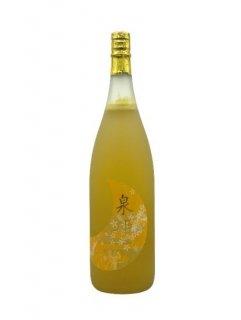 泉姫 ゆず酒<br>泉酒造 1.8L