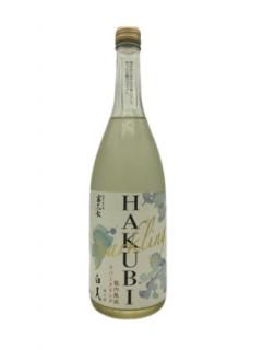 HAKUBI Sparkling 純米<br>今田酒造本店 720ml
