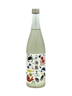 海風土 sea food 純米<br>今田酒造本店 720ml