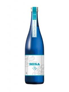 【 季節限定品 限定300本 】<br>MISA 純米にごり スパークリング 生酒<br>(灘菊酒造)720ml